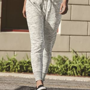 Melange Fleece Women's Jogger Pants Thumbnail