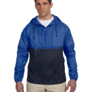 Adult Packable Nylon Jacket Thumbnail
