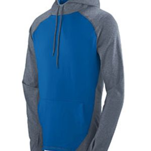 Adult Wicking Brushed Back Poly/Span Hoody Thumbnail